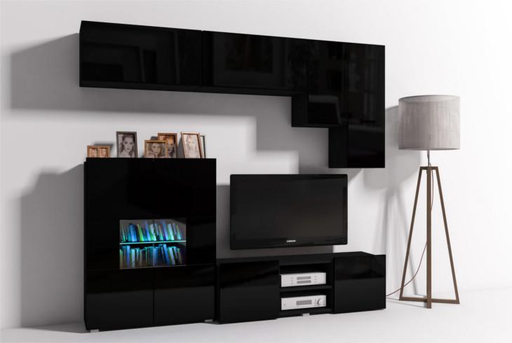 Luxusná obývacia stena ONYX 10B