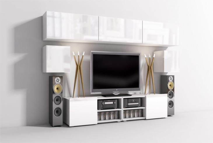 Elegantná obývacia stena ONYX 14A