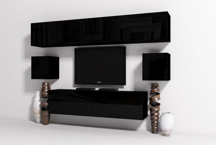 Luxusná obývacia stena ONYX 15B