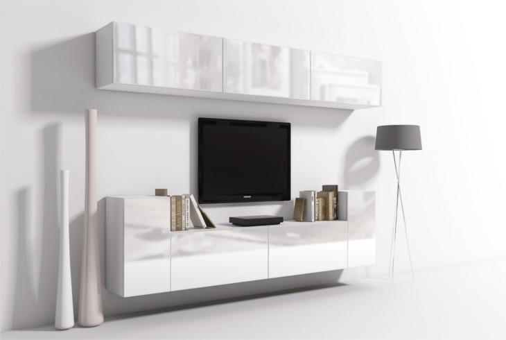 Štýlová obývacia stena ONYX 6A
