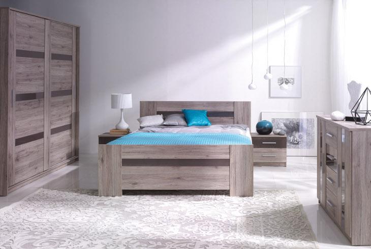 Moderná spálňa ORLANDO 5