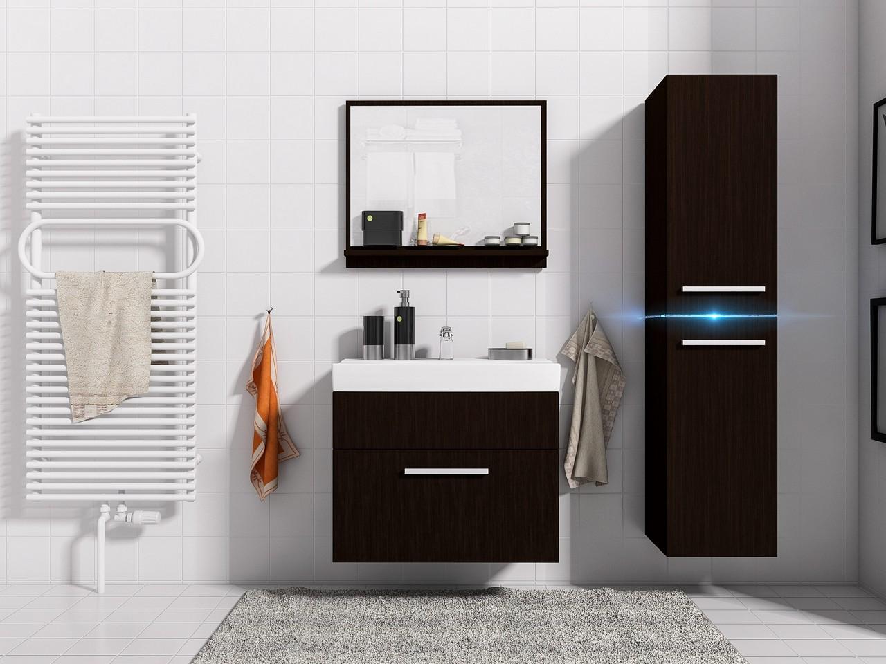 Moderný kúpeľňový nábytok PLAY 1