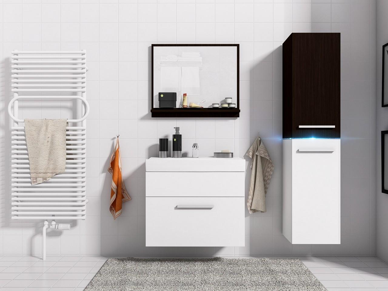 Lacný kúpeľňový nábytok PLAY 4