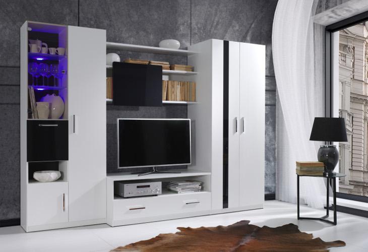 Moderná obývacia stena PRESTO 280