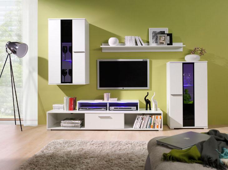 Moderná a lacná obývacia zostava ROCO 2
