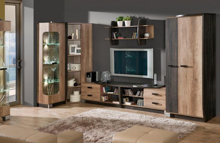Moderná obývacia stěna ROMERO 6
