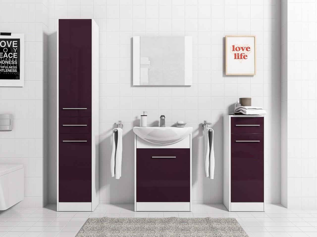 kúpeľňový nábytok SLIM MINI 6
