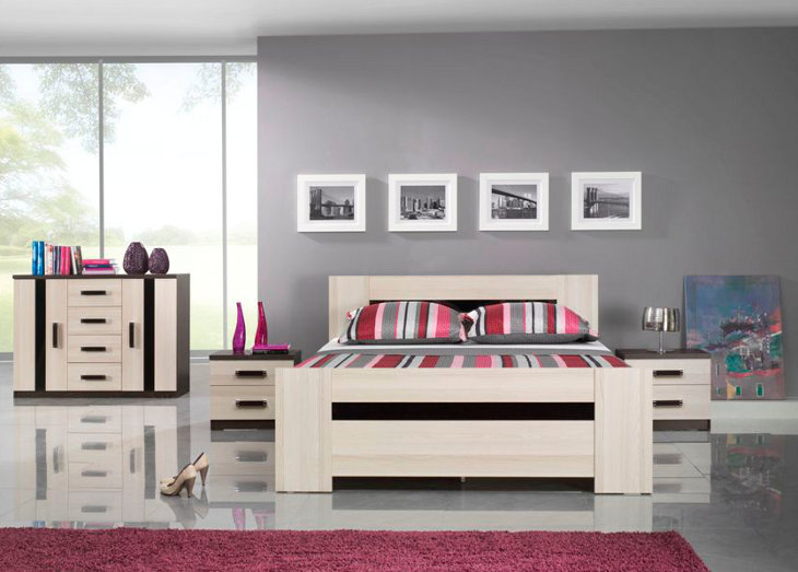 Luxusná spálňa ORLANDO 4