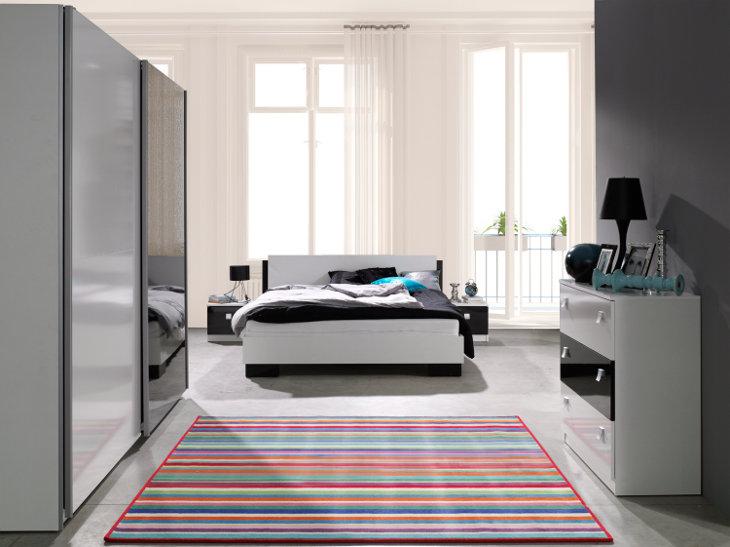 Luxusná a biela spálňa LUX