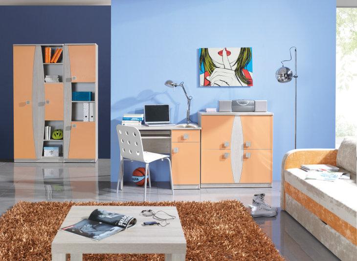 Moderná detská izba TENUS Zostava 13