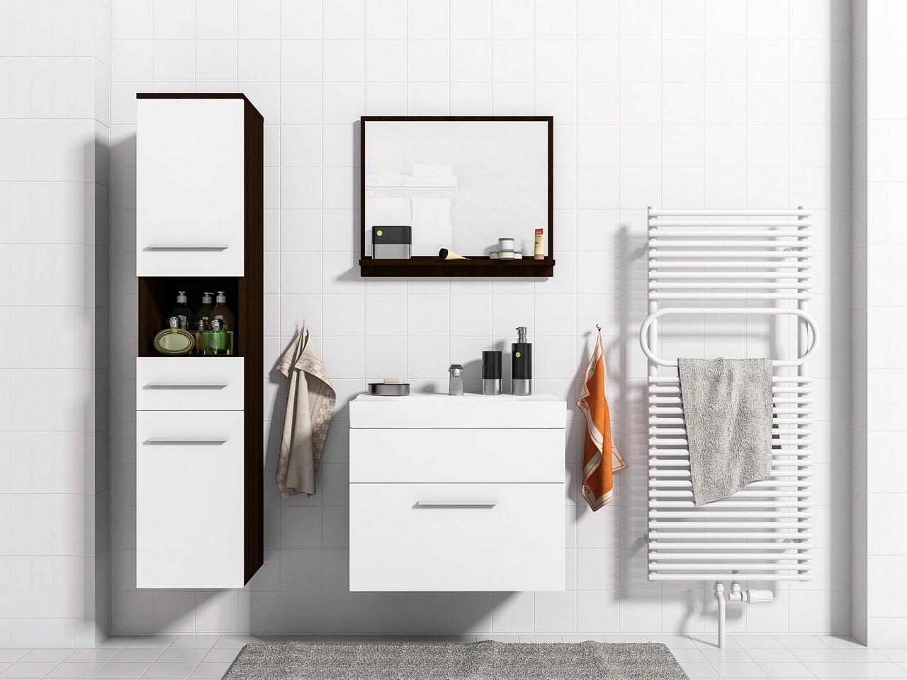 Moderná a lacná kúpeľňa TIPO 5