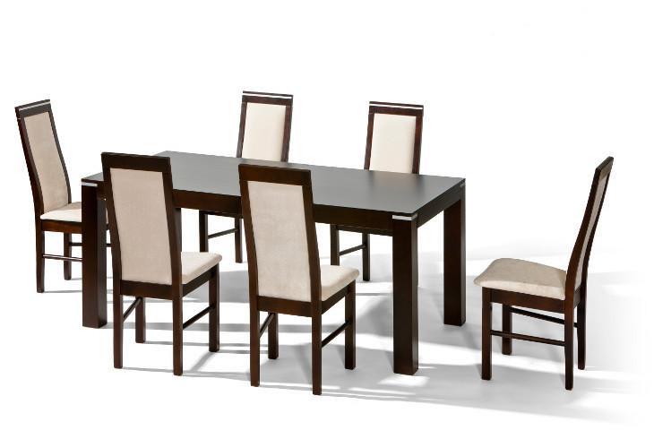 Stôl TOM + stoličky P-20 (1+6) - Súprava M4