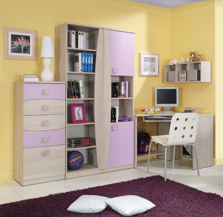 Detská izba pre dievča TENUS zostava 11