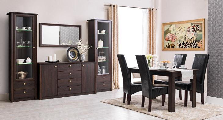 Moderný nábytok FINEZJA Zostava 12