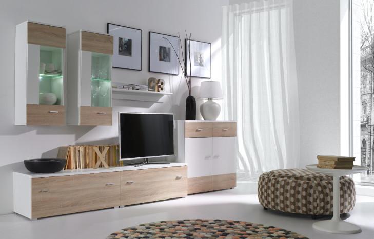 Štýlová obývacia izba VENEZIA Zostava 3