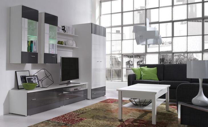 Lacná obývacia izba VENEZIA Zostava 4