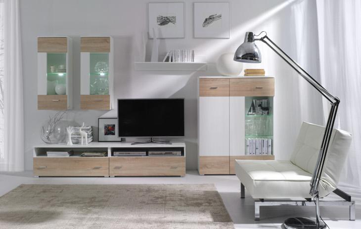 Moderná obývacia izba VENEZIA Zostava 1